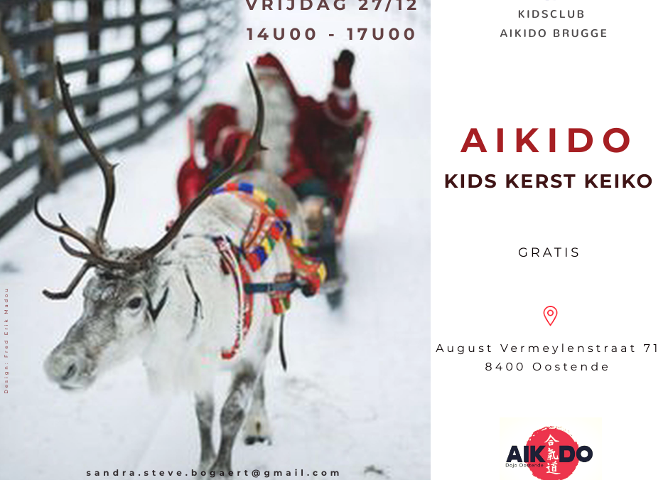 Kids Kerst Keiko